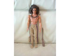Big Jim Mattel Geronimo No.  anno  Rarissimo !