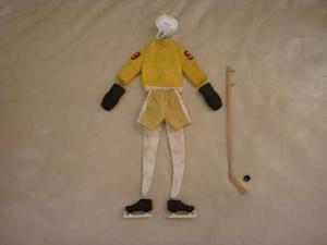 Big jim Mattel outfit Hockey No.  Anno  INTROVABILE!