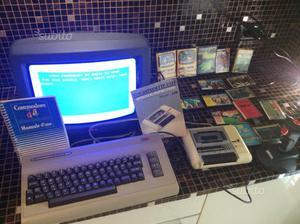 Commodore 64 biscottone