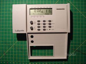 Cronotermostato digitale lafayette 091 posot class for Cronotermostato perry istruzioni