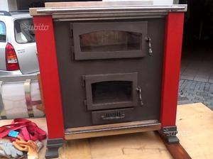 Vendesi termo cucina a legna posot class - Cucina economica splendid ...