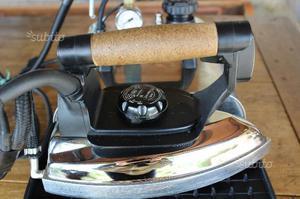 LELIT Ferro da stiro con caldaia a pressione