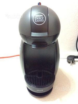 Macchina caffè Nescafè Dolce Gusto