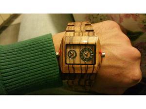 Orologio in legno di sandalo Oem