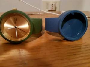 Orologio moderno gomma