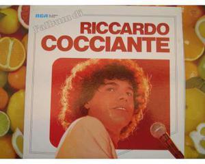 "RICCARDO COCCIANTE ""L'ALBUM"" N° 3 LP 33 GIRI DAL  AL"