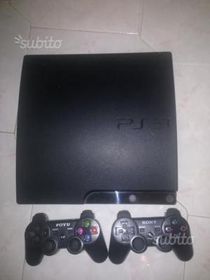 Sony PlayStation 3 da 150 gb + 19 giochi + control