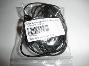 Auricolari stereo originali Nokia HS-48, NUOVI MAI USATI