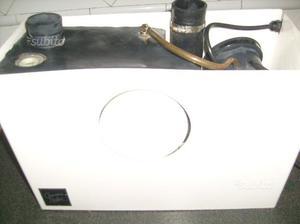 Cassetta trituratrice Sanivelox3