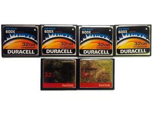 DU-CFG, SDCFXS-032G, Compact Flash 32GB (stock 6)