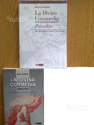 Divina Commedia a cura di S.Jacomuzzi