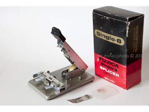 Giuntatrice per pellicole super8 - single 8 fujica splicer