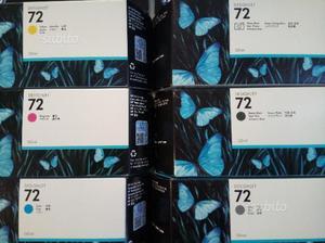 HP Ink Cartridge 72