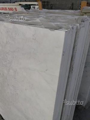 Lastre in marmo Bianco Statuario