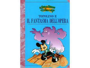 Le grandi parodie Disney Topolino e il fantasma dell'opera