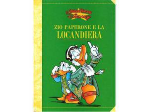 Le grandi parodie Disney Zio Paperone e la locandiera