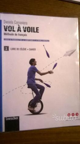 Libro di testo FRANCESE 1' anno liceo