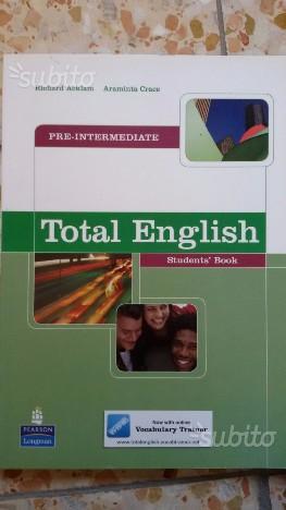 Libro - total english - pre intermediate