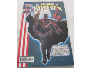 Marvel Mega  House of M Preludio + Speciale New X-Men