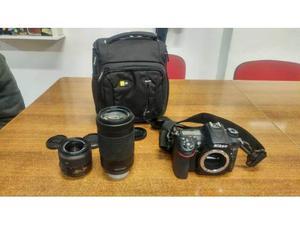 Nikon D + Obiettivi Nikon AF-S e AF-P Nikkor
