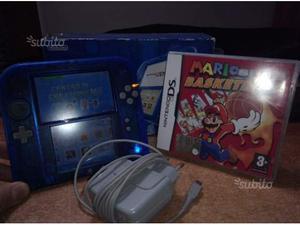 Nintendo 2ds con Mario Slam Basketball
