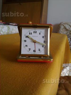 Orologio a muro, sveglie, barometro anni