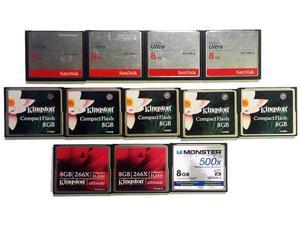 SDCFHS-008G, CF/8GB, CFA-, Compact Flash 8GB (stock