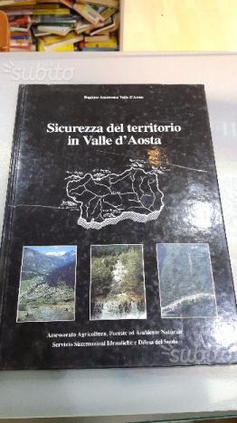 Sicurezza del territorio in valle d'aosta