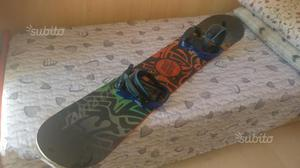 Santa cruz v10 usata posot class - Tavola snowboard attacchi offerta ...