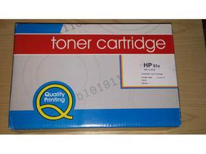 Toner nuovo compatibile HP LaserJet 51X QX