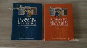 Volume 1 e 2 del grande lunario FVG