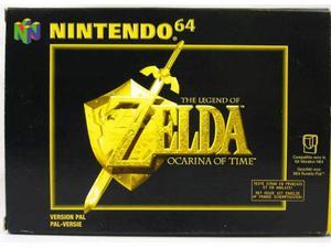 6 giochi BOXATI Nintendo 64