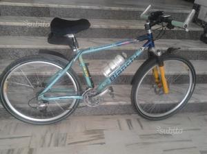 Bicicletta BIANCHI telaio alluminio MOUNTAIN BIKE