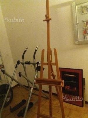 Cavalletto per pittura/quadri