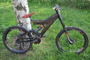 Fever dh downhill freeride