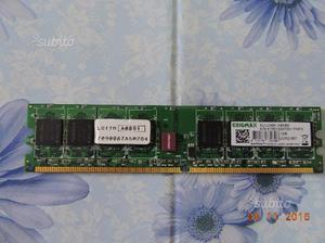 Memoria RAM DDR MHz 1GB