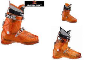Scarponi da sci alpinismo garmont literider nuovi 65922c35b4d