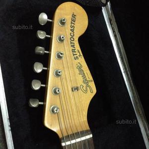 Squier JV series stratocaster '62