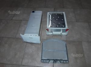 Filtri 1 vaschetta acqua asciugatrice rex solarex