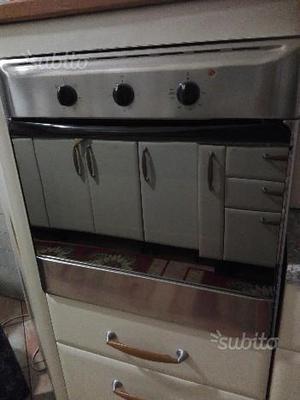 Forno elettrico 90 cm ariston posot class - Cucine ariston forno elettrico ...