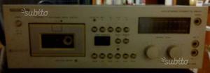 Lettore cassette stereo Scotland Vintage