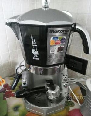 MACCHINA CAFFè MOKONA BIALETTI COME NUOVA