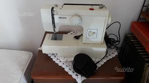 Macchina da cucire necchi mod 516 mk2 posot class for Vendo macchina da cucire