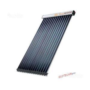 Pannelli colletori solare heat piper