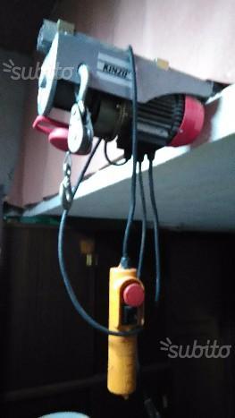 Paranco elettrico