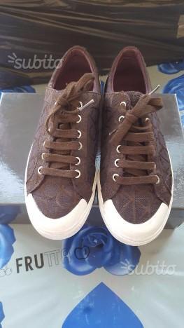 Sneakers ck marroni nr 38