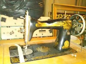 Macchina da cucire singer modello 611 m compresa posot class for Macchina da cucire singer elettrica