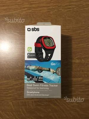 Orologio sportivo per sub, sport e fitness GoFit