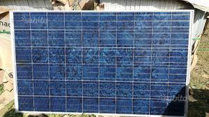 Pannelli fotovoltaici 235 watt policristallini