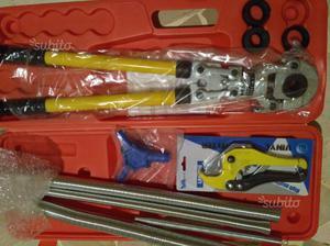 Pressatrice elettrica alupex brasstech posot class for Pressatrice usata